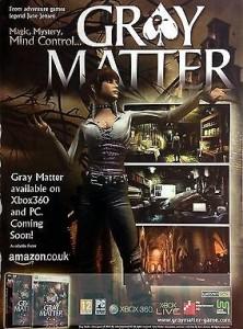 Скачать игру Gray Matter через торрент бесплатно