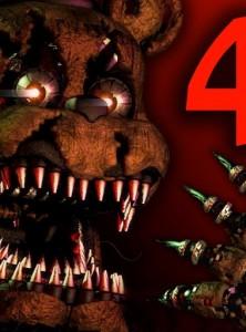 Скачать игру Five Nights at Freddys 4 через торрент на pc