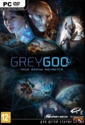 Скачать игру Grey Goo через торрент на pc