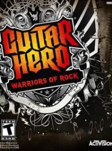 Скачать игру Guitar Hero Warriors of Rock через торрент на pc