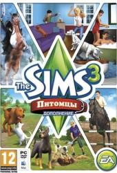 Скачать игру Симс 3 Питомцы через торрент на pc