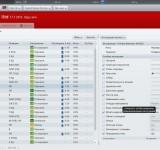 Football Manager 2011 на виндовс