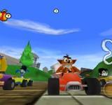 Crash Bandicoot Nitro Kart 2 полные игры