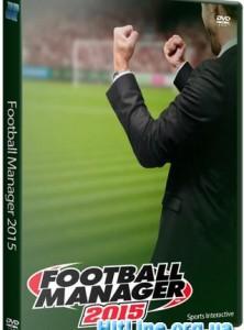 Скачать игру Футбольный Менеджер 2015 через торрент на pc