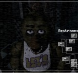 Five Nights at Freddys 3 на ноутбук