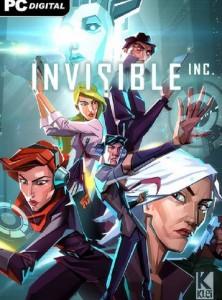 Скачать игру Invisible Inc через торрент на pc