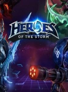 Скачать игру Heroes of the Storm через торрент на pc