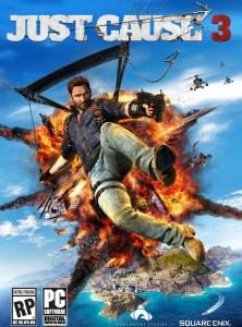 Скачать игру Just Cause 3 через торрент на pc