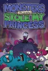 Скачать игру Monsters Probably Stole My Princess через торрент бесплатно