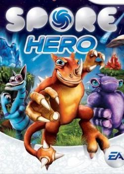 Скачать игру Spore Hero через торрент на pc