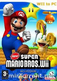Скачать игру New Super Mario Bros. через торрент на pc