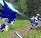 Sonic and the Black Knight взломанные игры