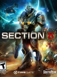 Скачать игру Section 8 через торрент на pc