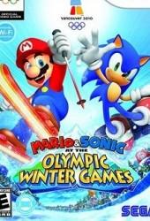 Скачать игру Mario & Sonic at the Olympic Winter Games через торрент на pc