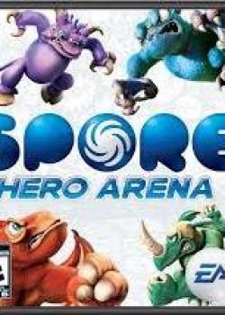 Скачать игру Spore Hero Arena через торрент на pc