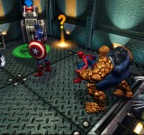Marvel: Ultimate Alliance 2 на ноутбук