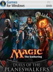 Скачать игру Magic: The Gathering — Duels of the Planeswalkers через торрент на pc