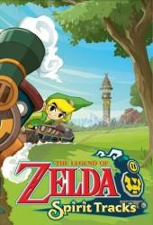 Скачать игру The Legend of Zelda: Spirit Tracks через торрент на pc