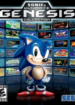 Скачать игру Sonic's Ultimate Genesis Collection через торрент на pc