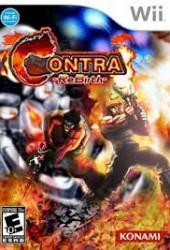 Скачать игру Contra ReBirth через торрент на pc
