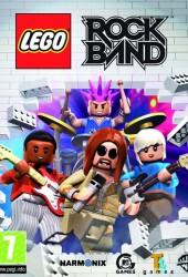 Скачать игру Lego Rock Band через торрент на pc