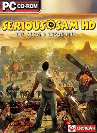 Скачать игру Serious Sam HD The Second Encounter через торрент на pc