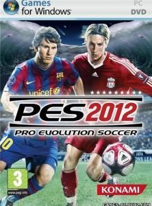 Скачать игру PES 2012 через торрент на pc