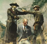Call of Juarez: Bound in Blood на виндовс