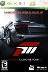 Скачать игру Forza Motorsport 3 через торрент на pc