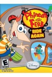Скачать игру Phineas and Ferb Ride Again через торрент на pc