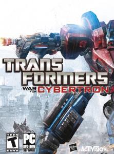 Скачать игру Transformers War for Cybertron через торрент на pc