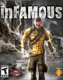 Скачать игру InFamous через торрент на pc