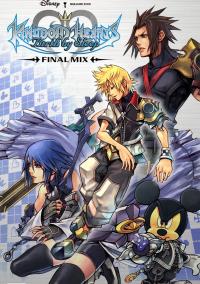 Скачать игру Kingdom Hearts Birth by Sleep через торрент на pc