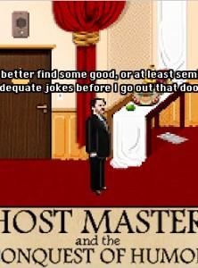 Скачать игру Host Master and the Conquest of Humor через торрент на pc