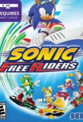 Скачать игру Sonic Free Riders через торрент на pc