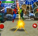 Ultimate Spider Man Total Mayhem взломанные игры