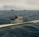 Silent Hunter 5 Battle of the Atlantic взломанные игры