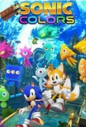 Скачать игру Sonic Colors через торрент на pc