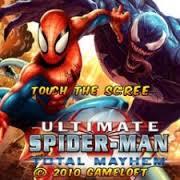 Скачать игру Ultimate Spider Man Total Mayhem через торрент на pc