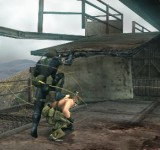 Metal Gear Solid Peace Walker на виндовс