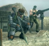 Metal Gear Solid Peace Walker полные игры