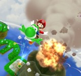 Супер Марио Галакси 2 на ноутбук