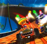 Sonic and Sega All Stars Racing взломанные игры