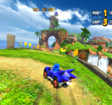Sonic and Sega All Stars Racing полные игры