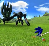 Sonic and the Black Knight на виндовс