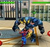 Ultimate Spider Man Total Mayhem полные игры