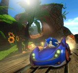 Sonic and Sega All Stars Racing на виндовс