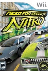 Скачать игру Need for Speed: Nitro через торрент на pc