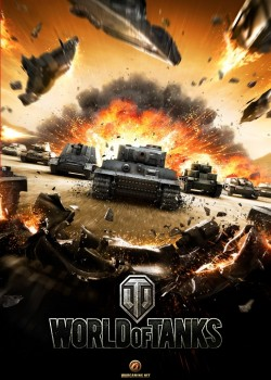 Скачать игру World of Tanks через торрент на pc