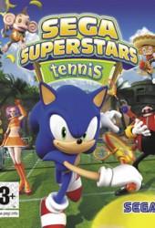 Скачать игру Sega Superstars Tennis через торрент на pc